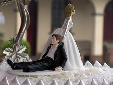 sposa un invitato
