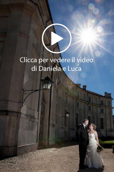 Daniela e Luca video matrimonio