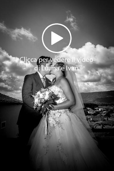 Luana e Ivan video matrimonio