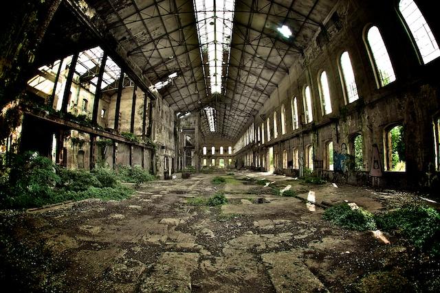 la fotografia ricerca luoghi dimenticati