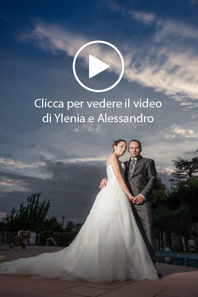 Ylenia e Alessandro video matrimonio