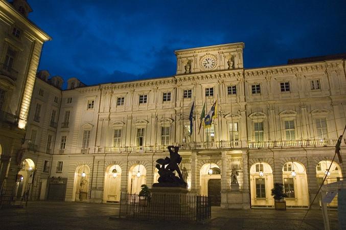matrimonio tra sordi a Torino