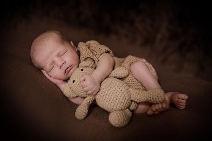 fotografia neonato